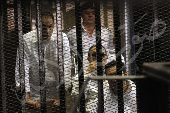 اعاده محاكمه مبارك  13-4-2013 maher  eskandar (26) copy