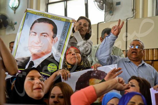 قضية مبارك فى قتل المتظاهريين تصوير عمرو مصطفى محرر محمد عبد الرازق 7-4-2016 (49) copy