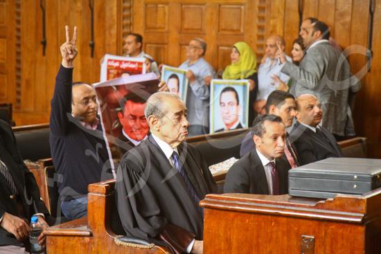 قضية مبارك فى قتل المتظاهريين تصوير عمرو مصطفى محرر محمد عبد الرازق 7-4-2016 (2) copy