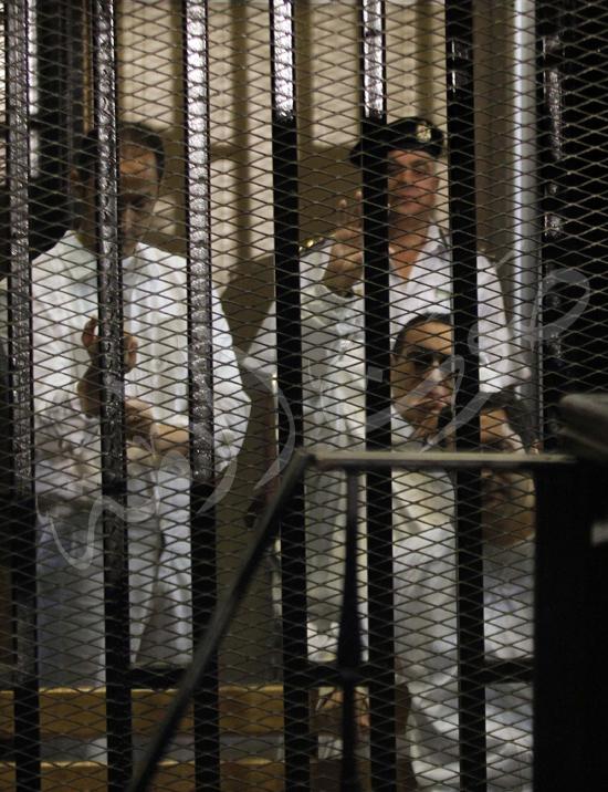 اعاده محاكمه مبارك  13-4-2013 maher  eskandar (45) copy