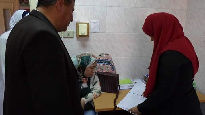 رئيس مركز ومدينة كفر الزيات يحيل 7 أطباء وعاملين للتحقيق (2)