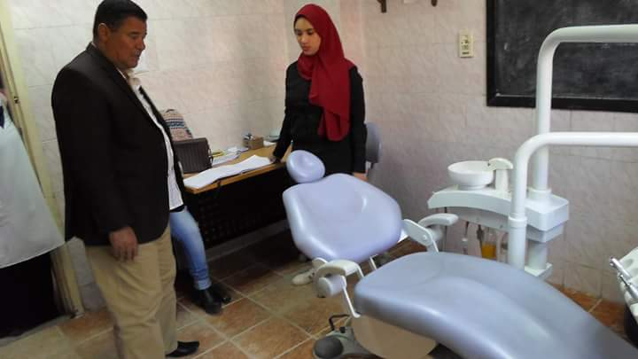رئيس مركز ومدينة كفر الزيات يحيل 7 أطباء وعاملين للتحقيق (3)