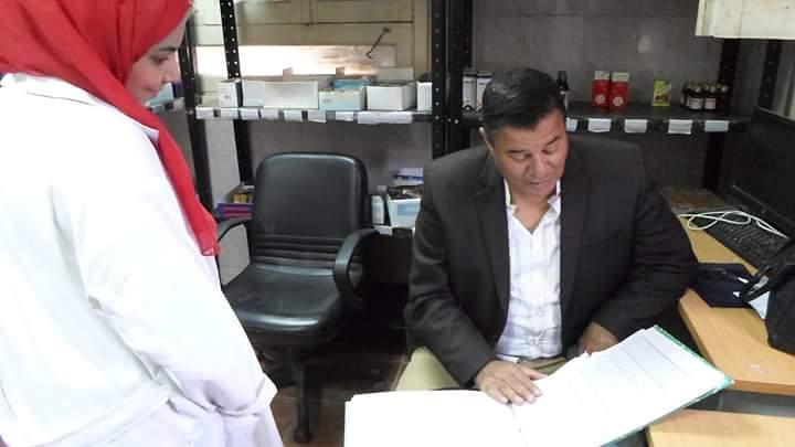 رئيس مركز ومدينة كفر الزيات يحيل 7 أطباء وعاملين للتحقيق (4)