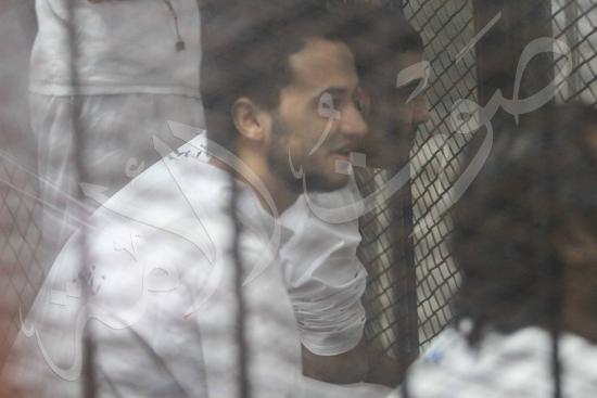 احالة 31 الي المفتي في قضية اغتيال النائب العام تصوير خالد كامل (4)