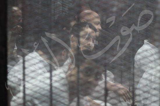 احالة 31 الي المفتي في قضية اغتيال النائب العام تصوير خالد كامل (3)