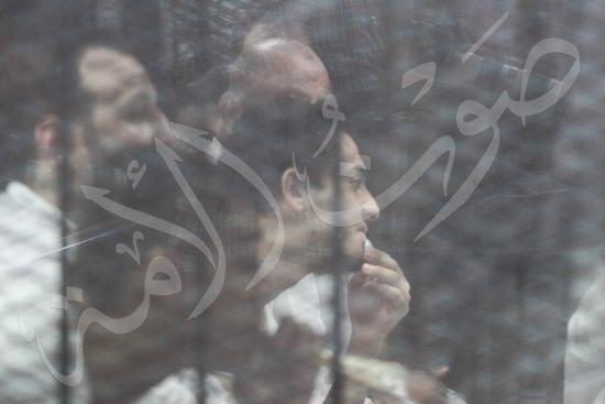 احالة 31 الي المفتي في قضية اغتيال النائب العام تصوير خالد كامل (2)