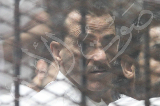 احالة 31 الي المفتي في قضية اغتيال النائب العام تصوير خالد كامل (1)