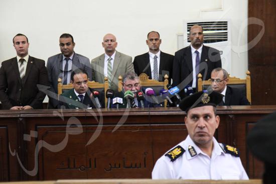 احالة 31 الي المفتي في قضية اغتيال النائب العام تصوير خالد كامل (5)