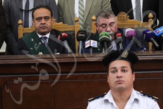 احالة 31 الي المفتي في قضية اغتيال النائب العام تصوير خالد كامل (8)