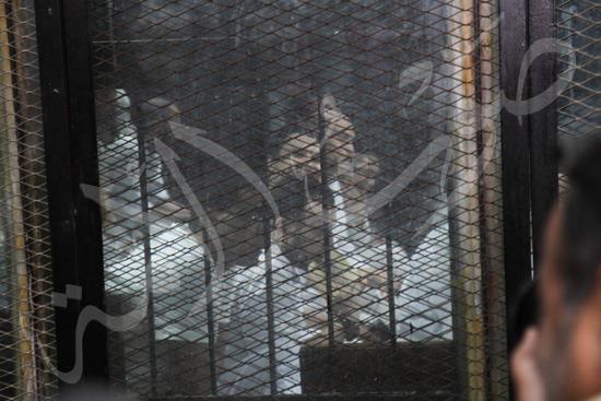 احالة 31 الي المفتي في قضية اغتيال النائب العام تصوير خالد كامل (6)