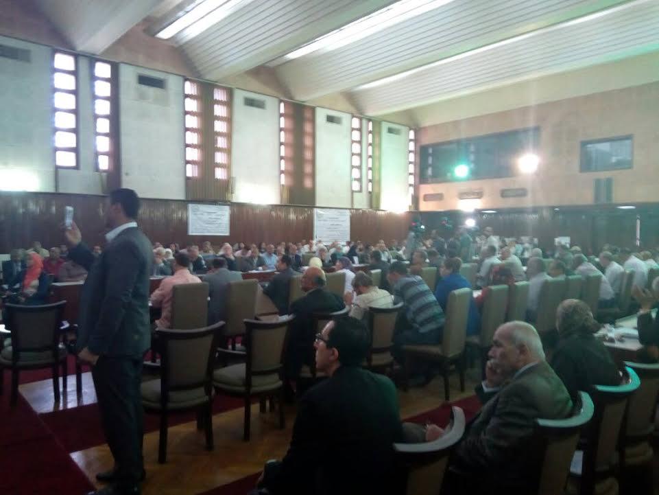 الدكتورة منى محرز نائب وزير الزراعة لشئون الثروة الحيوانية والداجنة والسمكية4