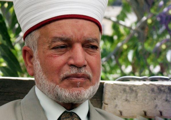 مفتى وخطيب المسجد الأقصي