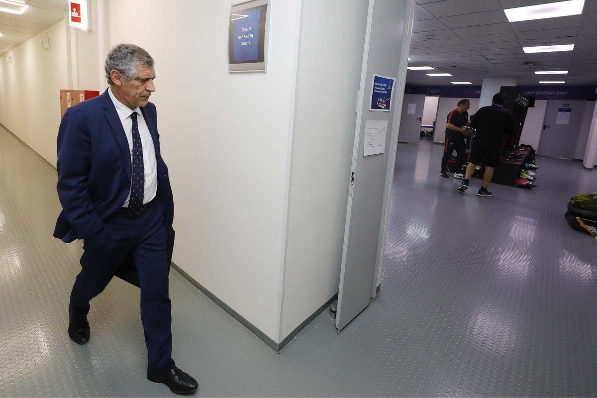 وصول منتخب البرتغال