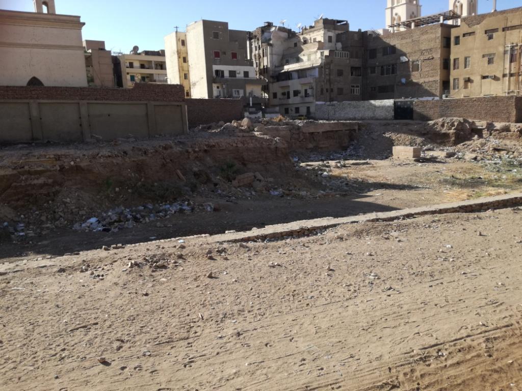 اللجنة الهندسية لمشروع إحياء طريق الكباش الفرعوني تواصل عملها بالأقصر (5)