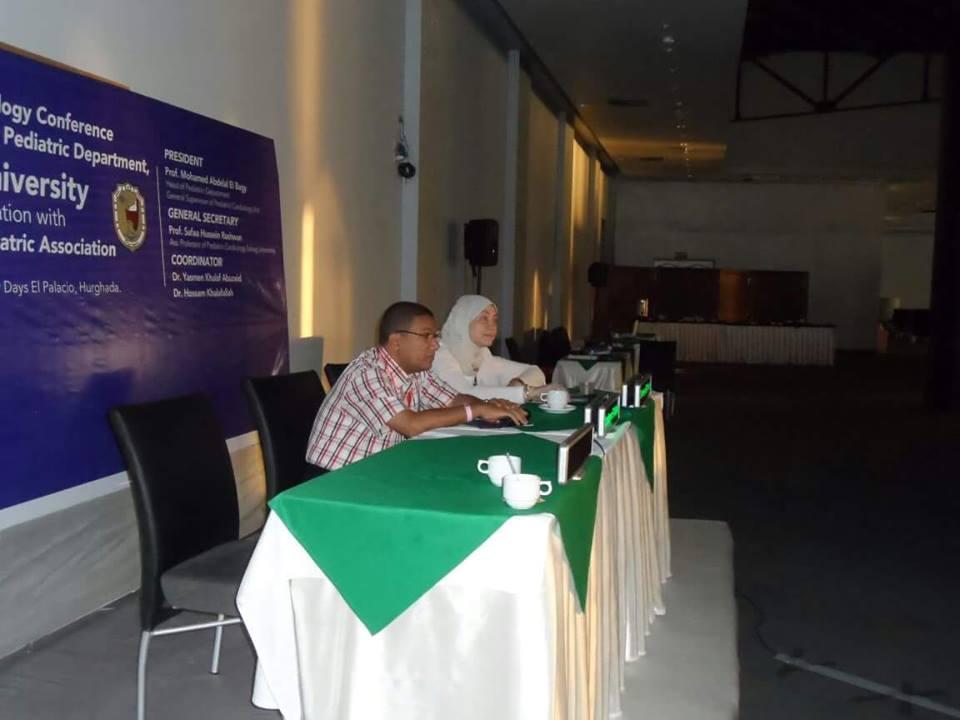 مؤتمر الأطفال الخامس لطب سوهاج بالغردقة (4)