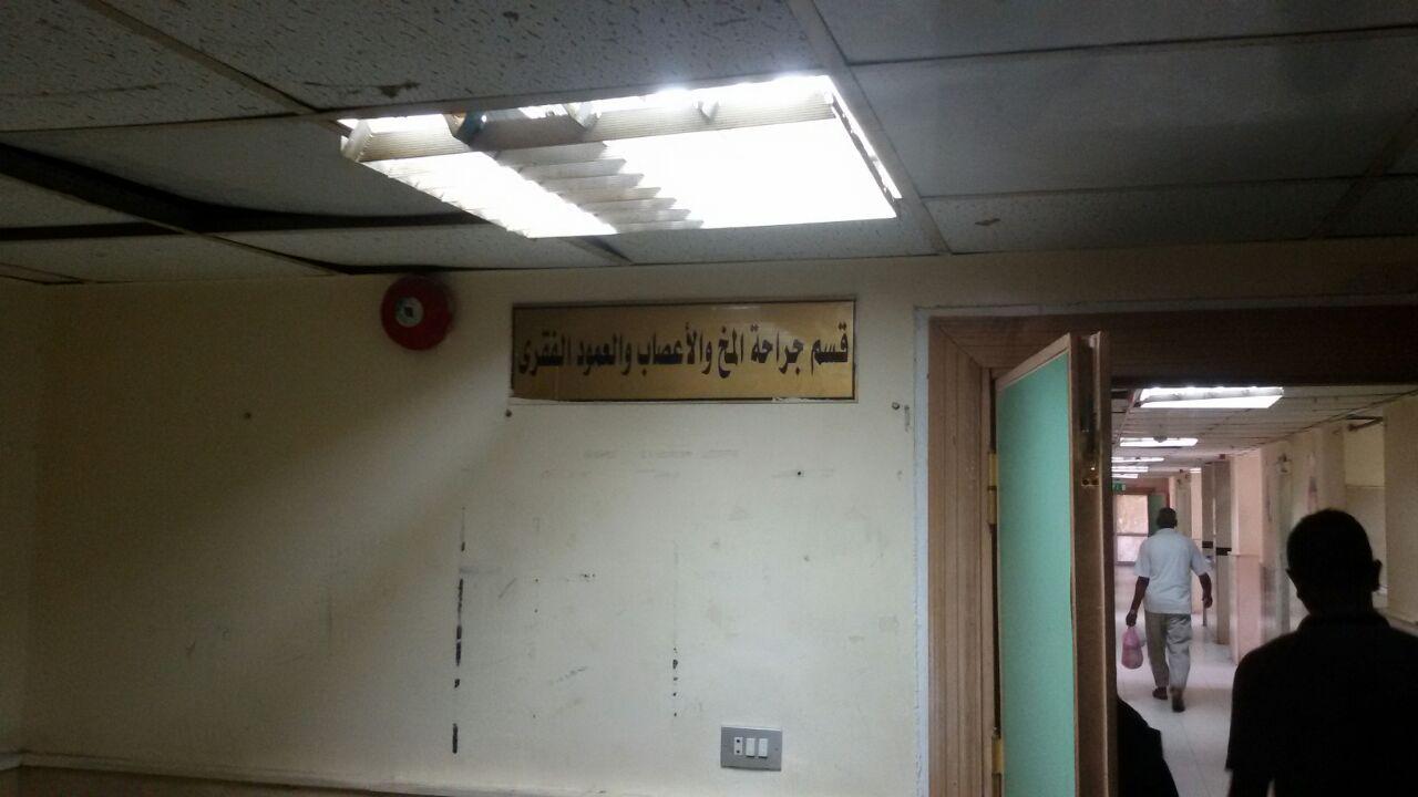 النيابة الإدارية  تحقق  في واقعة  وفاة  طفلة  في مستشفي  جامعي  (1)