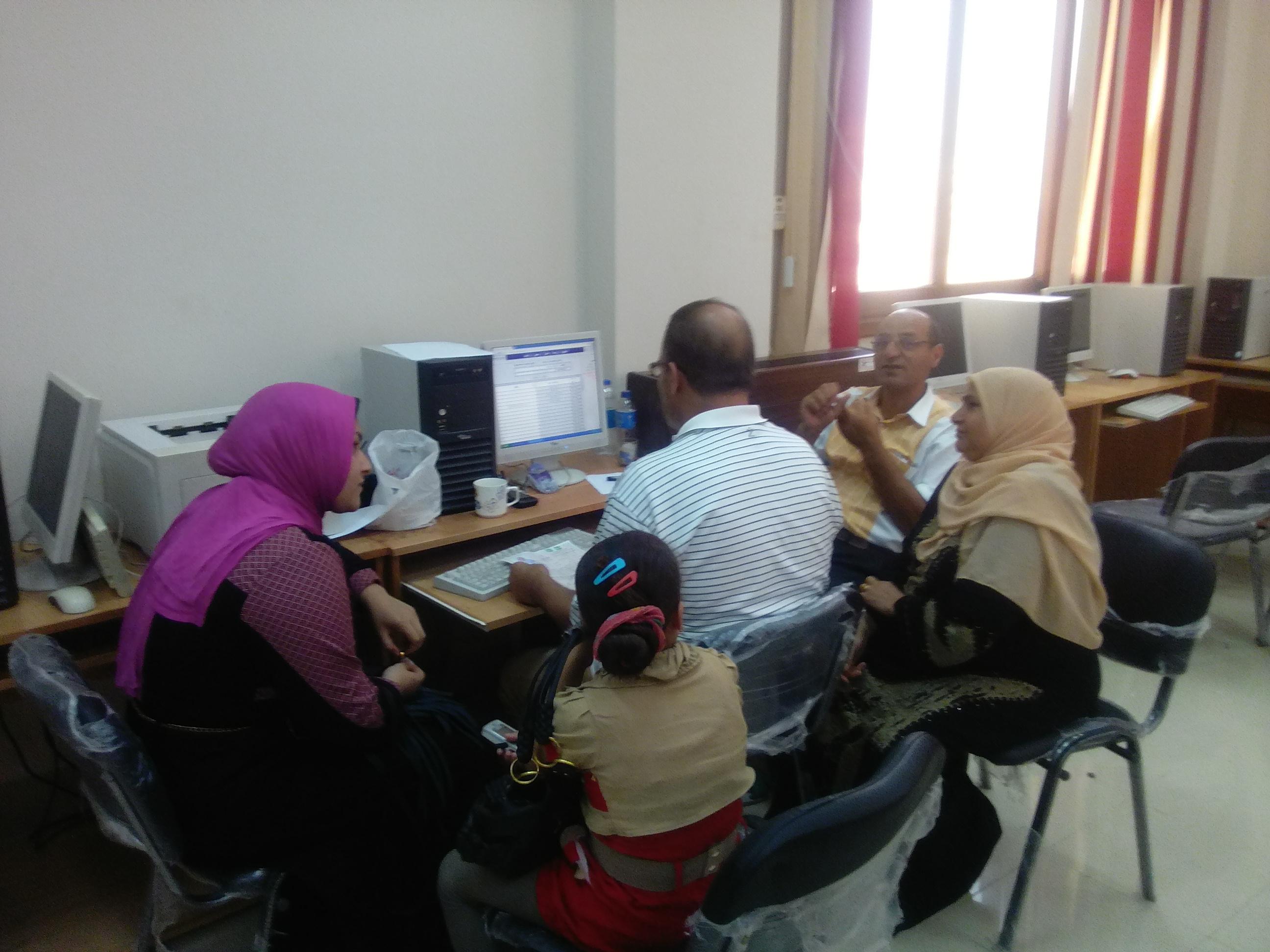 4- حرص أولياء أمور الطلاب على متابعة تسجيل الرغبات