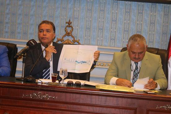لجنة النقل والمواصلات بمجلس النواب (2)