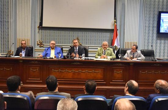 لجنة النقل والمواصلات بمجلس النواب (3)