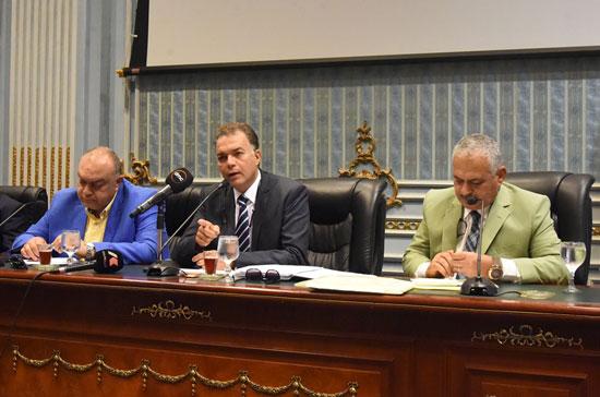 لجنة النقل والمواصلات بمجلس النواب (5)