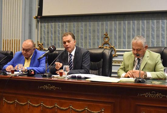 لجنة النقل والمواصلات بمجلس النواب (4)