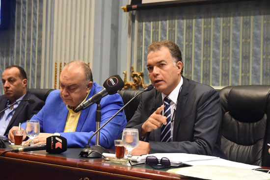 لجنة النقل والمواصلات بمجلس النواب (6)