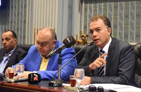 لجنة النقل والمواصلات بمجلس النواب (7)