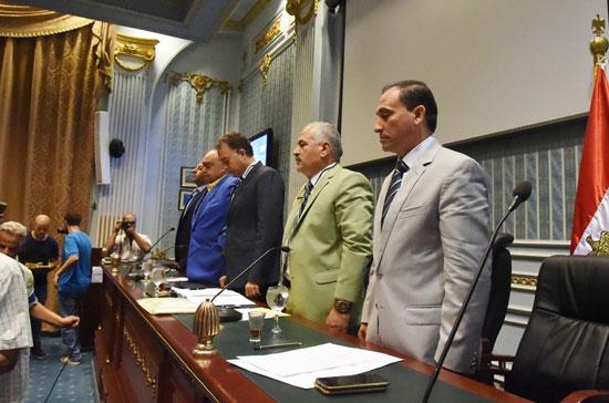 لجنة النقل والمواصلات بمجلس النواب (12)