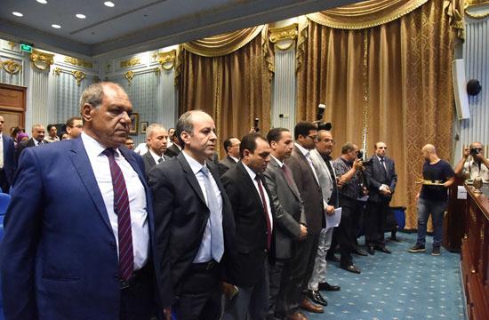 لجنة النقل والمواصلات بمجلس النواب (13)