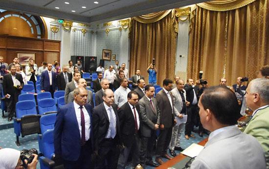 لجنة النقل والمواصلات بمجلس النواب (14)