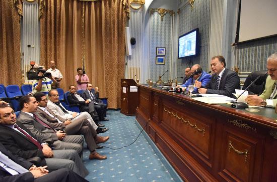 لجنة النقل والمواصلات بمجلس النواب (8)