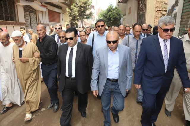 جنازة الشهيد ملازم أول تامر عبدالحافظ  (6)