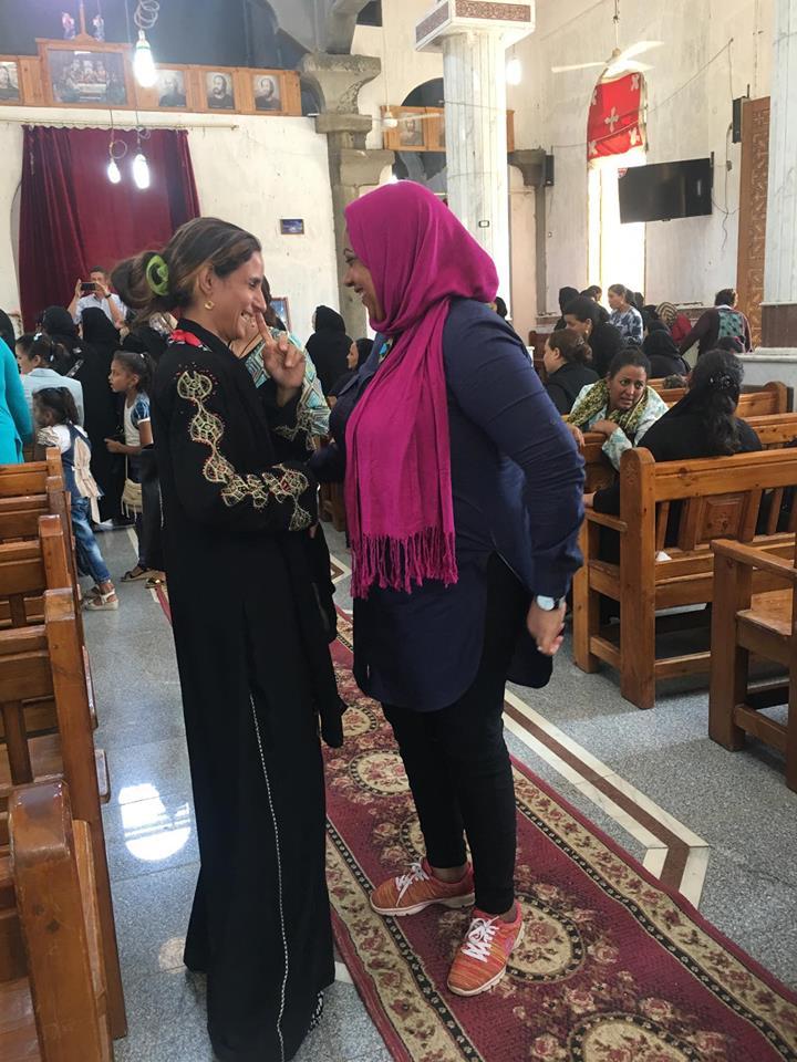 ندوة وحملات القومي للمراة بالاقصر بدير القديسين (2)