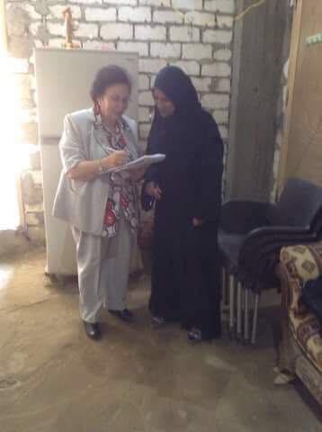حملات القومي للمراة بمدينة الطود (5)