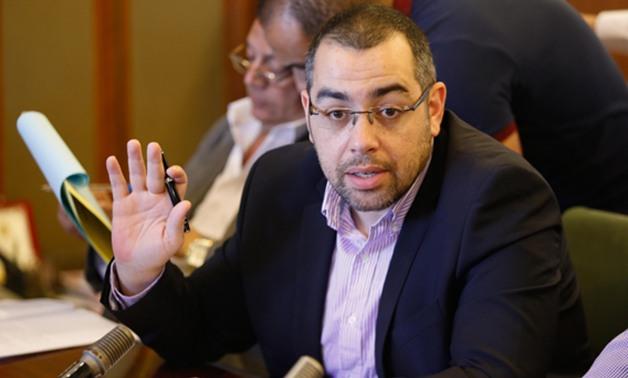 محمد فؤاد المتحدث الرسمى لحزب الوفد