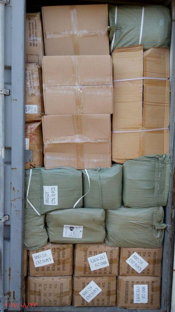 ضبط 400 الف قطعة العاب نارية مهربة داخل حاويتين ببورسعيد (2)