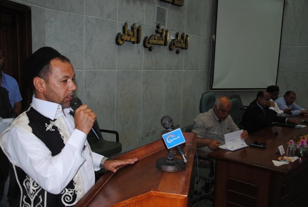 محافظ مطروح يكرم رموز المحافظة وأسماء أبطال وادي ماجد  (5)
