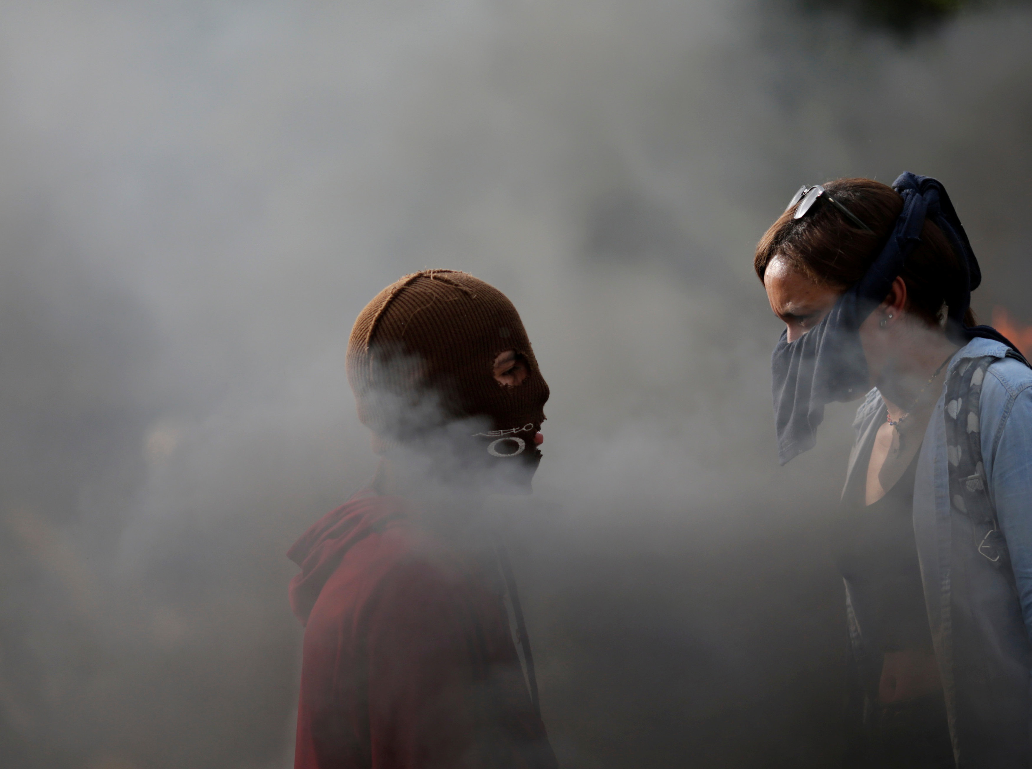 اشتباكات فنزويلا (10)