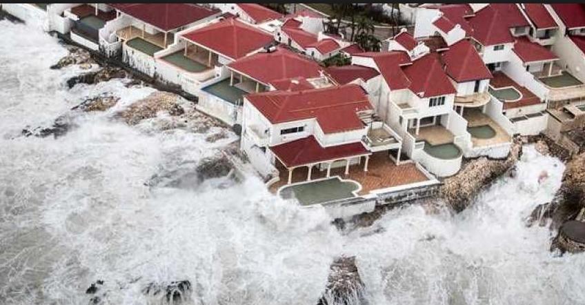 الاعصار جوزيه المتوقع قدومه خلال اسابيع