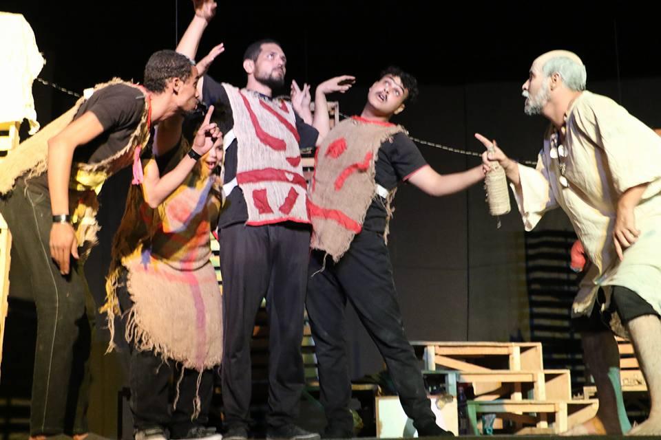 مهرجان نوادي المسرح (2)