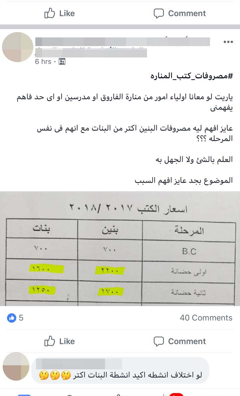 المدارس الخاصة (1)