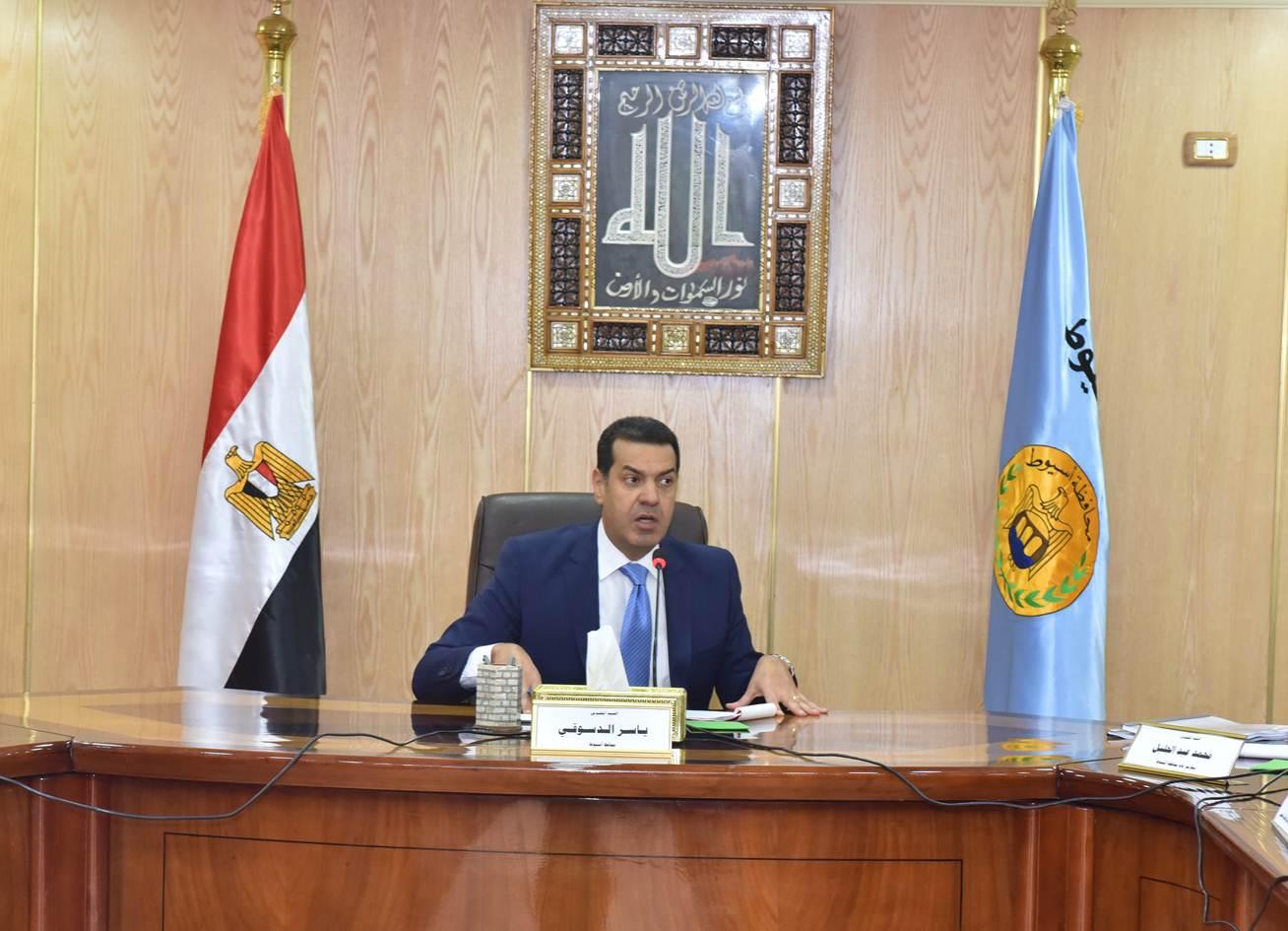 اجتماع لجنة الكوارث والازمات (6)