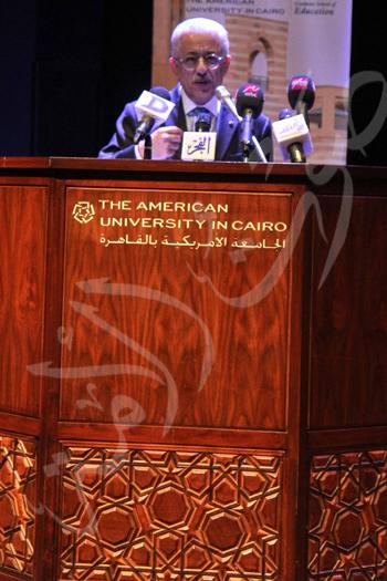 مؤتمر معلمي المدارس الحكومية بالجامعة (10)