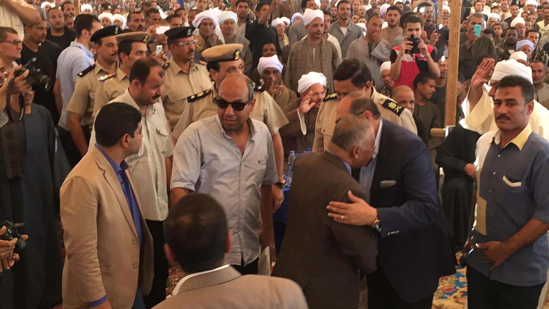 صلح قرية النغاميش دار السلام  (2)