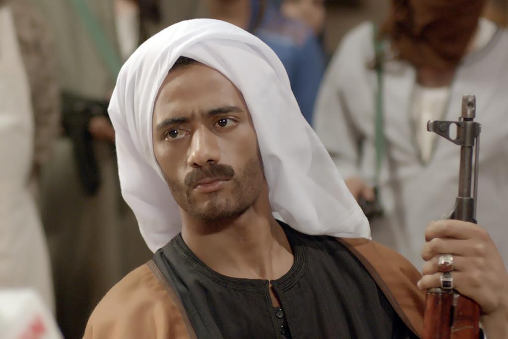محمد رمضان فى مسلسل ابن حلال شخصية حبيشة