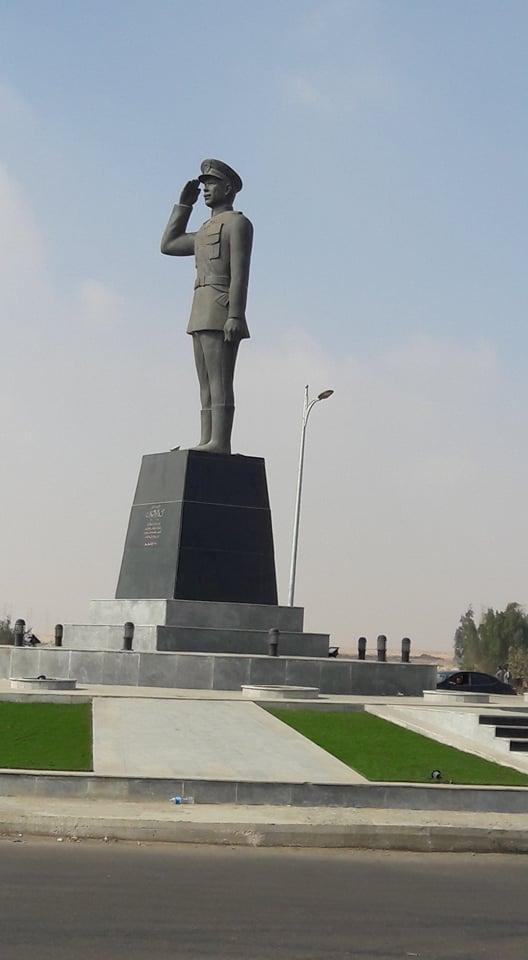تمثال السادات
