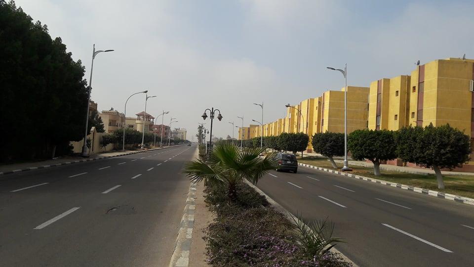 الطرق الرئيسية بالمدينة  (1)