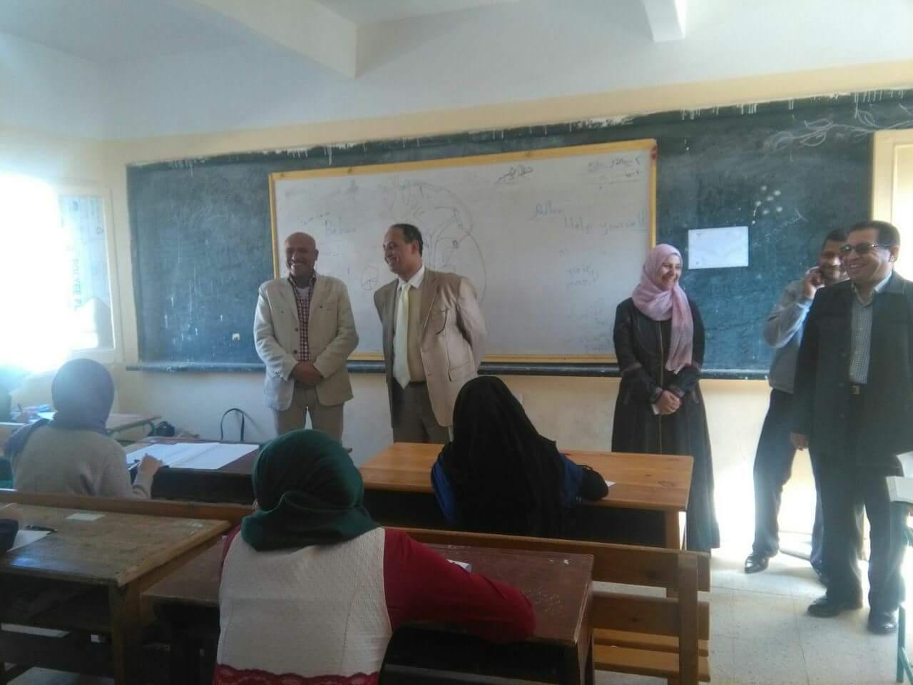 الدكتور عربى محمد وكيل وزارة الصحة بشمال سيناء (1)