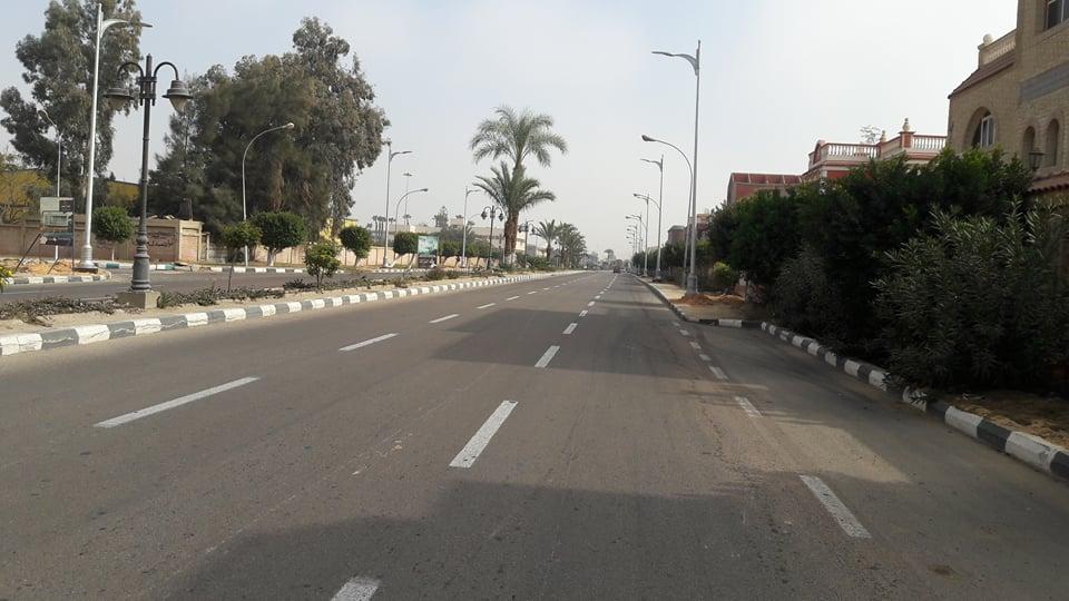 الطرق الرئيسية بالمدينة  (6)