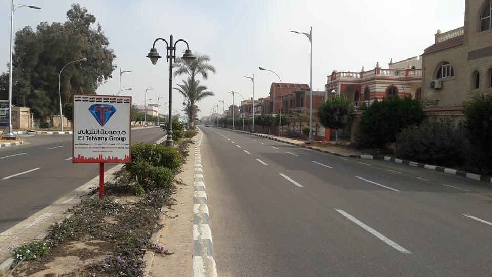 تمهيد وتنظيف الطرق